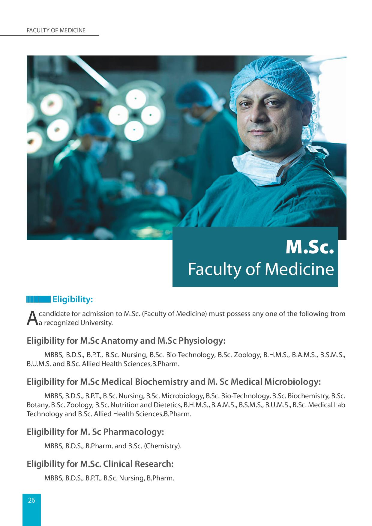 MSc Faculty of medicine page 001