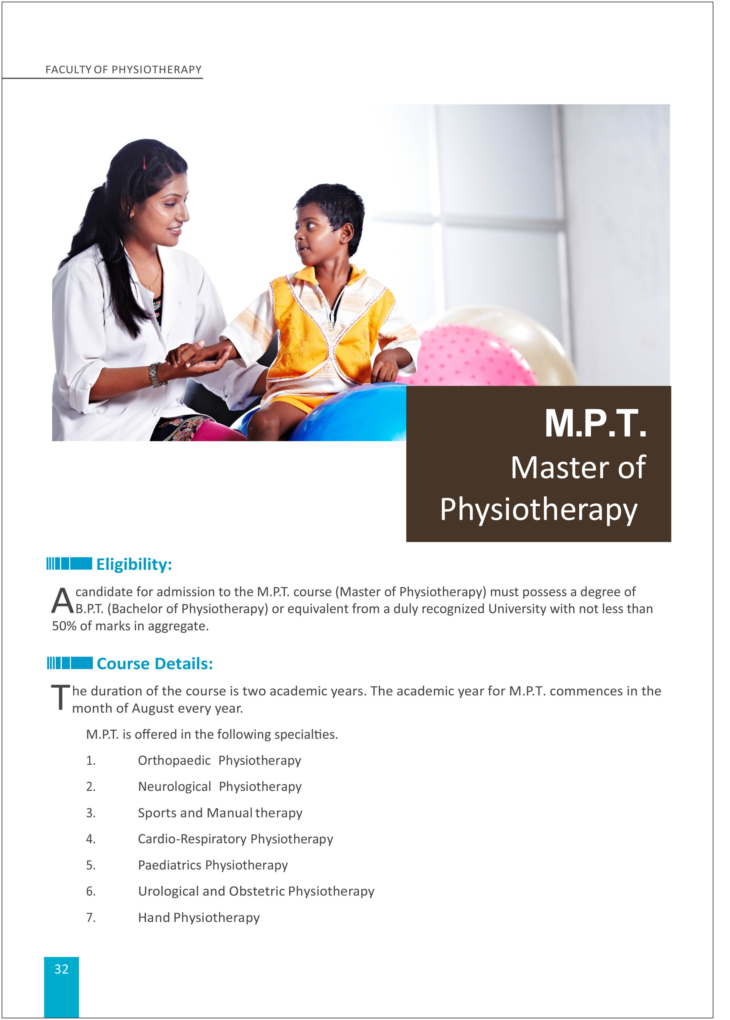 M P T Physiotherapy 1